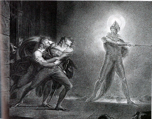 the portrayal of evil in hamlet by william shakespeare King claudius, as seen in william shakespeare's hamlet, is both intelligent and well-spoken, two traits that, put together, complement his manipulative and dangerous nature in fact.